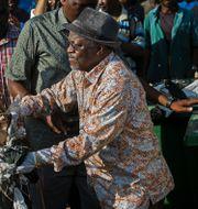 John Magufuli. DANIEL HAYDUK / AFP
