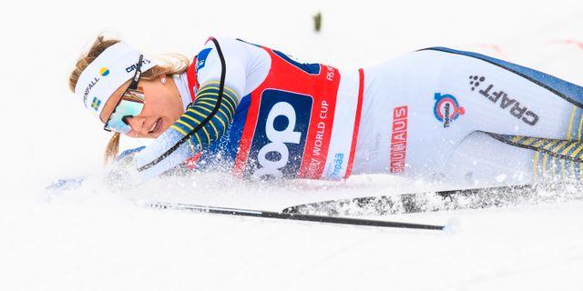 Stina Nilsson.  JON OLAV NESVOLD / BILDBYR N NORWAY