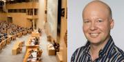 Stefan Nilsson  TT /Riksdagen