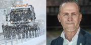 Trafikborgarrådet Daniel Helldén TT
