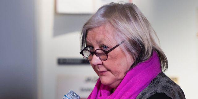 Kerstin Behrendtz. NORA LOREK / TT / TT NYHETSBYRÅN