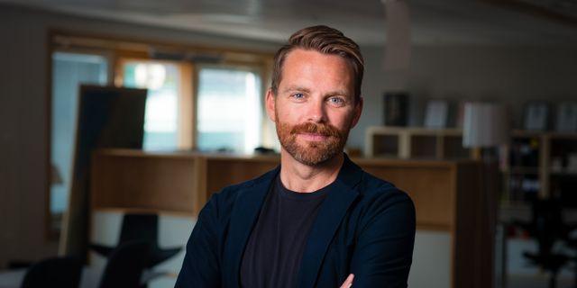 RFSU:s ordförande Hans Linde. Daniel Ivarsson