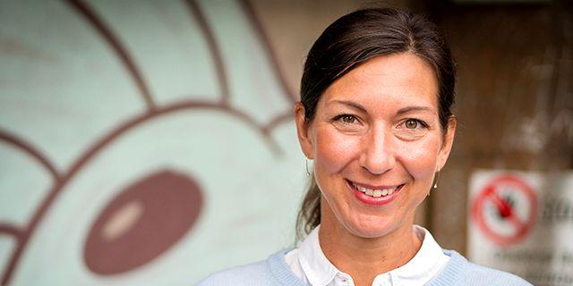 Nina Jansson, nutritionist på Oatly.  http://jorgenandersson.se
