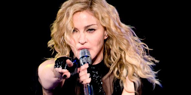 Madonna. Arkivbild. ADAM IHSE / TT / TT NYHETSBYRÅN