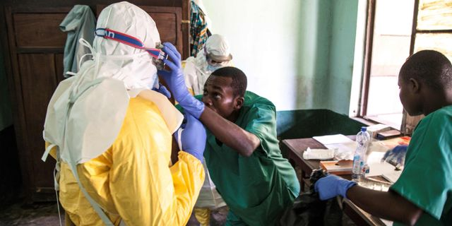 Misstankt ebolafall i malmo