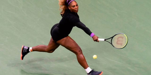 Serena Williams DON EMMERT / AFP