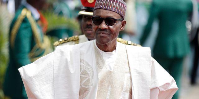 Muhammadu Buhari. Arkivbild. Sunday Alamba / TT / NTB Scanpix