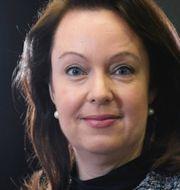 Anna Borg, vd för Vattenfall.  TT