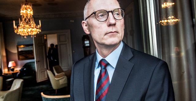 Boman.  Tomas Oneborg / SvD / TT / TT NYHETSBYRÅN