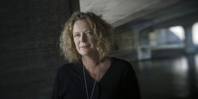 Lena K Samuelsson, publischer på Aftonbladet. Arkvbild. Malin Hoelstad/SvD/TT / TT NYHETSBYRÅN