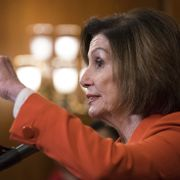 Representanthusets talman Nancy Pelosi. Sarah Silbiger / GETTY IMAGES NORTH AMERICA