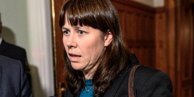 MAJA SUSLIN / TT NYHETSBYRÅN