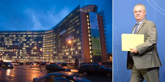 EU-kommissionen i Bryssel/Sven-Erik Bucht