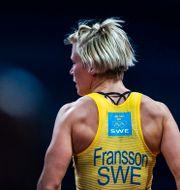 Jenny Fransson. Arkivbild. MATHIAS BERGELD / BILDBYRÅN