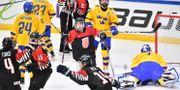 Japan firar 2–2-målet Jonas Ekströmer/TT / TT NYHETSBYRÅN