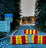 Gränsen mellan Sverige och Norge/Arkivbild Torstein Bøe / TT NYHETSBYRÅN