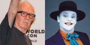 John Carpenter (t.v.) och Jack Nicholson som Jokern. TT