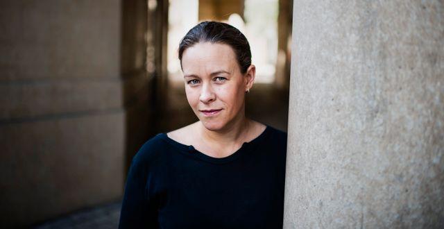 Maria Wetterstrand, fd språkrör för Miljöpartiet idag verksam inom PR- och kommunikationskoncernen Miltton Group. Vilhelm Stokstad / SCANPIX / TT NYHETSBYRÅN