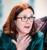 Cecilia Malmström. Tomas Oneborg/SvD/TT / TT NYHETSBYRÅN