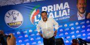 Matteo Salvini. Antonio Calanni / TT NYHETSBYRÅN/ NTB Scanpix