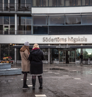 Linn Svärd.  TT/SFS