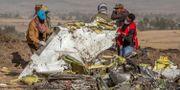 Illustrationsbild från en av olyckorna.  Mulugeta Ayene / TT NYHETSBYRÅN