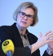 Riksåklagare Petra Lundh. Jonas Ekströmer/TT / TT NYHETSBYRÅN