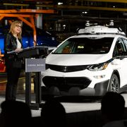 GM:s vd Mary Barra. Jose Juarez / TT / NTB Scanpix