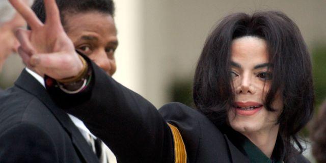 Michael Jackson.  MICHAEL A. MARIANT / TT NYHETSBYRÅN/ NTB Scanpix