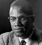 Malcolm X, ett år före sin död. EDDIE ADAMS / TT / NTB Scanpix