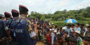 Flyktingbarn i Bangladesh.  Mahmud Hossain Opu / TT NYHETSBYRÅN