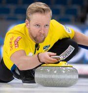 Niklas Edin.  Paul Chiasson / TT NYHETSBYRÅN