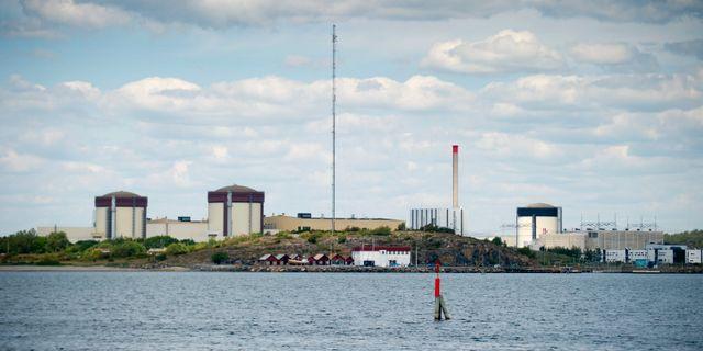 Ringhals kärnkraftverk. BJÖRN LARSSON ROSVALL / TT / TT NYHETSBYRÅN