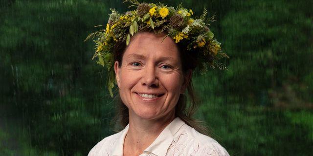 Emma Leijnse. Mattias Ahlm/Sveriges Radio