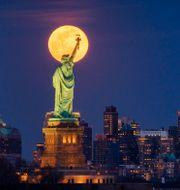 New York City, 2020. J.David Ake / TT NYHETSBYRÅN