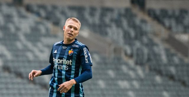 Jonathan Augustinsson. MAXIM THORE / BILDBYRÅN