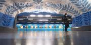 Tunnelbana i Stockholm. ALI LORESTANI / TT / TT NYHETSBYRÅN