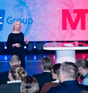 TDC:s och MTG:s gemensamma presskonferens MTG