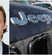 Arkivbild: Skådespelaren Anton Yelchin dog efter att han blivit påkörd av sin egen Jeep.  TT
