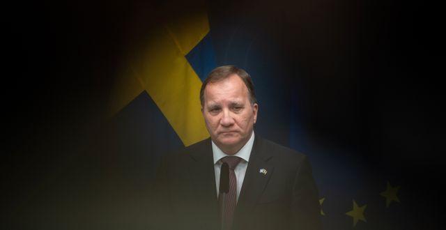 Stefan Löfven.  Amir Nabizadeh/TT / TT NYHETSBYRÅN