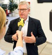 Ericssons vd Börje Ekholm.  HENRIK SÄLL/TT / TT NYHETSBYRÅN