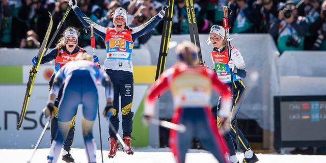 JOHANNA LUNDBERG / BILDBYRÅN