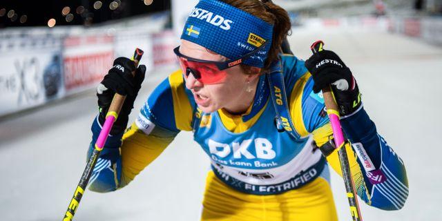 Mona Brorsson. JOHANNA LUNDBERG / BILDBYRÅN