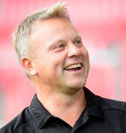 Roberth Björknesjö.  Mikael Fritzon/TT / TT NYHETSBYRÅN