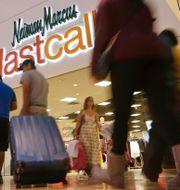 Neiman Marcus-butik. Alan Diaz / TT NYHETSBYRÅN