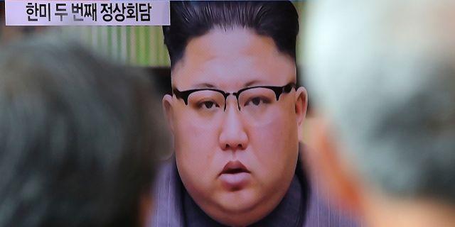 Kim Jong-Un. Ahn Young-joon / TT / NTB Scanpix