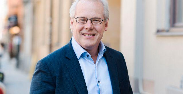 Mats Kinnwall, chefekonom på Teknikföretagen Eva Lindblad