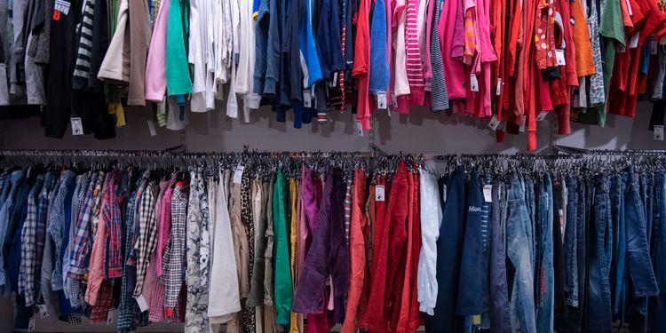 25267b11f7f0 Begagnade kläder växande hot mot modejättar - ƒPlus
