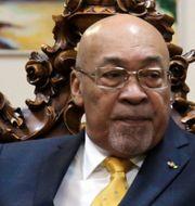 Surinams president Dési Bouterse. Ranu Abhelakh / TT NYHETSBYRÅN
