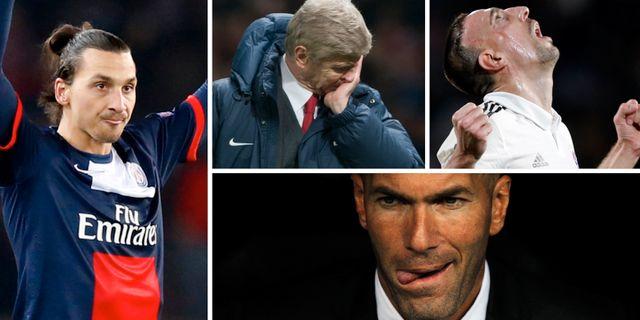 Ribery bast i frankrike